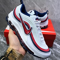 Nike  Air Max 97 Great hook classic retro jogging shoes
