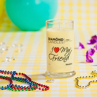 Friendship Ring Candle