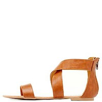 Two-Piece Sandals