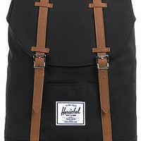 The Retreat Backpack in Black