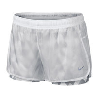 Nike Transparent 2-in-1 Running Shorts - Women's at City Sports