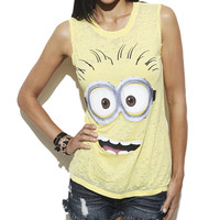 Despicable Me Muscle Tank | Shop Just Arrived at Wet Seal