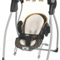 GRACOBABY - Duo 2-in-1 Swing & Bouncer