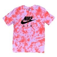 "Nike x Jeffersons Custom Tonal Tie Dyed T-Shirt ""PEACH"""