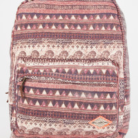 Billabong Hand Over Love Backpack Burgundy One Size For Women 27441932001