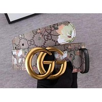 GUCCI BELT AND BOX MEN WOMEN THE BELT A886