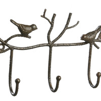 Bird Alert Hooks, Hooks & Mounted Coat Racks
