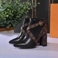 Louis Vuitton Lv Matchmake Ankle Boot #2074