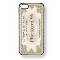Hogwarts Train Ticket Harry Potter  Case for iPhone
