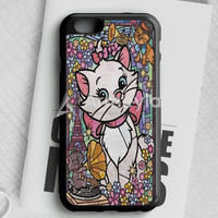 Marie Cat DisneyS The Aristocats Stained Glass iPhone 6/6S Case | armeyla.com