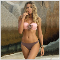 Swimsuit Summer Beach Bra Swimwear Stylish Sexy Set Bikini [9893987213]