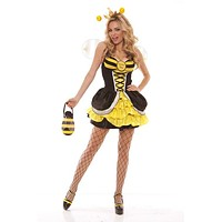 Sexy Bumble Bee  Costume