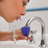 Faucet Squeeze Drink Fountain