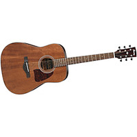 Ibanez AW54OPN Artwood Solid Top Dreadnought Acoustic Guitar | GuitarCenter