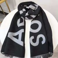 """Acne Studios"" Hot Sale Stylish Cashmere Cape Tassel Scarf Scarves Shawl Accessories"