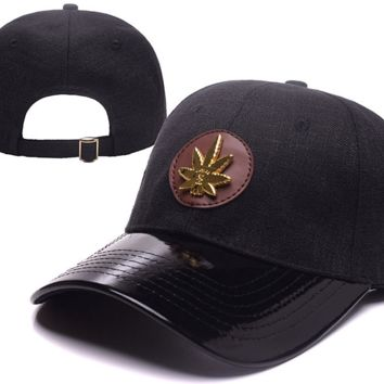 Black Baseball Cap Hat
