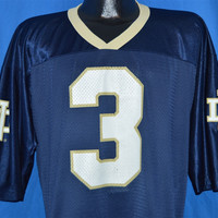 90s Notre Dame Football jersey Extra Large