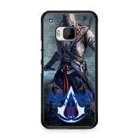 Assassin's Creed 3D Action Video Game HTC One M9 Case