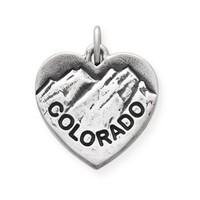 I Love Colorado Charm | James Avery