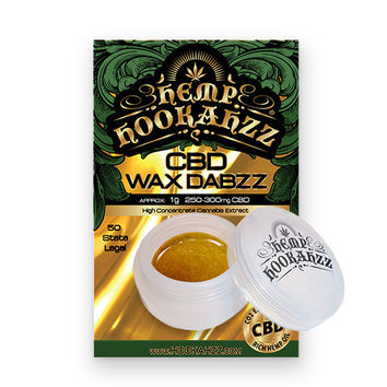 "CBD Extract Wax ""Dabzz"" 1g"