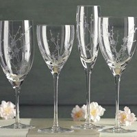 Lenox Stemware, Bellina Collection - Lenox Glassware - Lenox - Dining & Entertaining - Macy's