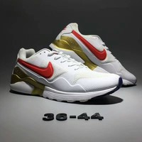 """""""Nike Air Pegasus 92/16"""" Unisex Sport Casual Multicolor Sneakers Couple Running Shoes"""