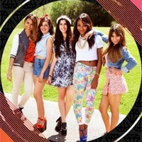 Trends Intl. Fifth Harmony Posh Poster, 24-Inch by 36-Inch