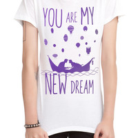 Disney Tangled You Are My New Dream Girls T-Shirt