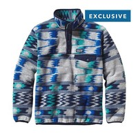 Boy's Fleece Jackets, Fleece Pullovers & Fleece Vests by Patagonia