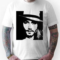 Johnny Depp - Tee Unisex T-Shirt