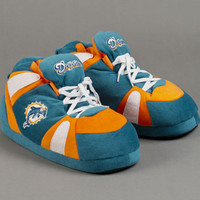 Miami Dolpins Slippers | NFL Team Slippers | BunnySlippers.com