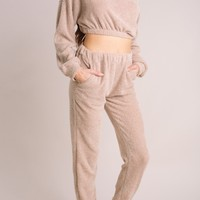 Cali Terry Lounge Pants