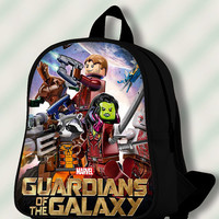 Lego Guardians Of The Galaxy - Custom SchoolBags/Backpack for Kids.