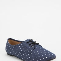 Urban Outfitters - BDG Polka Dot Canvas Oxford