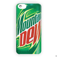 Mountain Dew Soda Drink Caffeine For iPhone 5 / 5S / 5C Case