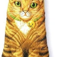 Boston Warehouse Novelty Light Duty Oven Mitt, Kitten