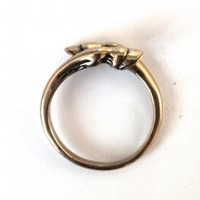 Bronze Horse Hoof Ring, Jewelry :: Rings :: Clickin Cowgirls