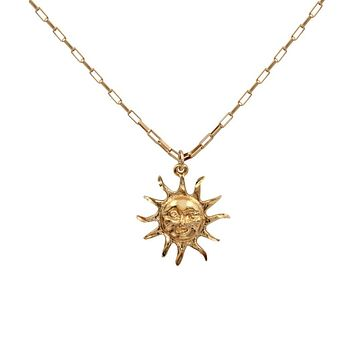 Sun Kissed Necklace