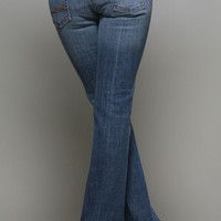 """7 Seven For All Mankind """"Flare In New York"""" Jeans (7 For All Mankind)"""