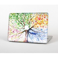 The WaterColor Vivid Tree Skin for the Apple MacBook Pro 15""