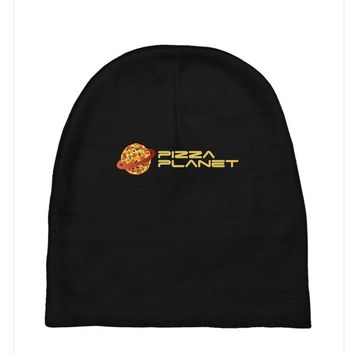 Pizza Planet Baby Beanies