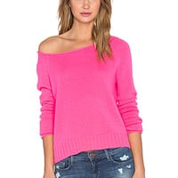Fairfaix Sweater in Dayglo