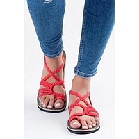 Thai Rope Strappy Sandals