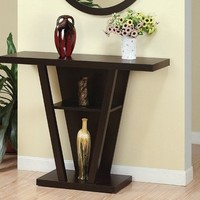 Coaster Console Table
