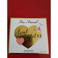 TOO FACED Soul Mates Blushing Bronzer - CARRIE & BIG - Brand New in Box