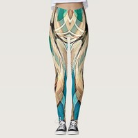 Tendon Symmetry Leggings