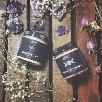 Witches' Tea Day Cream Small Batch Hand-made in New England