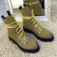 Off White Women Fashion Casual Sneakers Sport Shoes-1