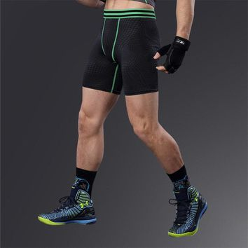 New Men Body Slimming Shaper Yoga Shorts Shaping Fitness Shapewear For Men M/L In Stock