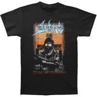 Sodom Men's  Persecution Mania T-shirt Black